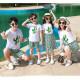 Áo gia đình, đồng phục gia đình đi biển Cây xương rồng - Thời trang Familylove