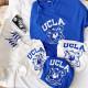 Áo gia đình, đồng phục gia đình sư tử UCLA dễ thương - Thời trang Familylove