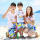 Set áo gia đình Biển đảo