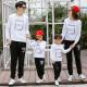 Set áo gia đình thu đông Sweatshirt Lez