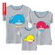 Set áo gia đình Cá heo