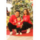 Set áo gia đình thu đông Sweatshirt Noel Đầu Hươu