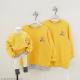 Áo gia đình Sweatshirt logo Cô gái Wendy's - Đồng phục gia đình Familylove