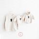 Đồng phục gia đình mùa đông Sweatshirt icon chú Chuột Mickey