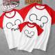 Set áo gia đình Mickey Monfi