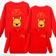 Đồng phục gia đình mùa đông Sweatshirt Gấu Pooh - Wime the Pooh
