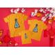 Áo gia đình, Đồng phục gia đình Happy New Year 2021 - họa tiết đẹp